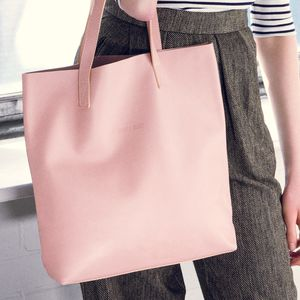 Leather Tote Bag - accessories