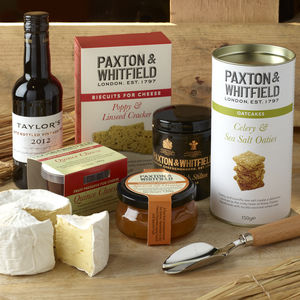 Cheese And Port Collection