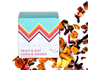 Cookie Dough Fruit And Nut Loose Leaf Tea - teas, coffees & infusions