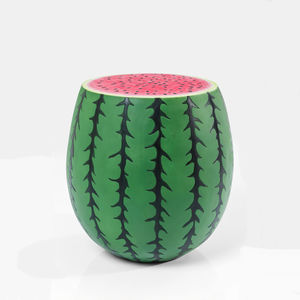 Retro Watermelon Side Table - side tables