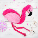 Personalised Flamingo Party Piñata