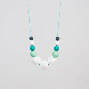 Ice Teething Necklace - necklaces & pendants
