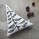 Christmas Fir Tree Cushion