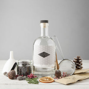 Make Your Own Christmas Gin Kit - christmas eve for grown ups