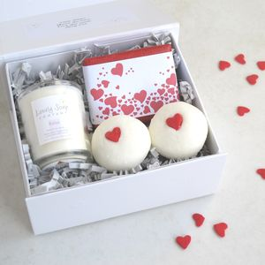 Valentine's Pamper Me Aromatherapy Bath Gift - view all new