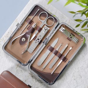 Personalised Gent's Classic Manicure Set - for him