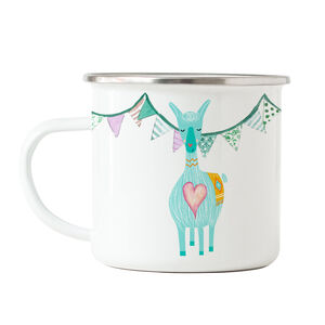 Llama Personalised Child's Mug