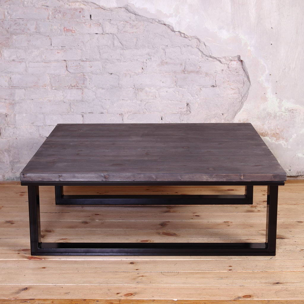 Modern Industrial Style Coffee Table By Cosywood