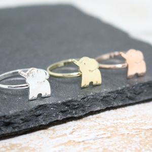 Elephant Ring - rings