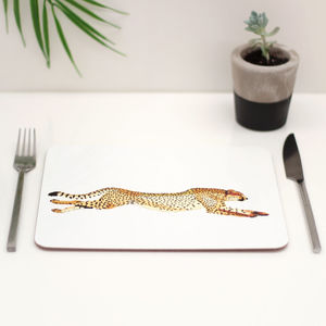Cheetah Placemat