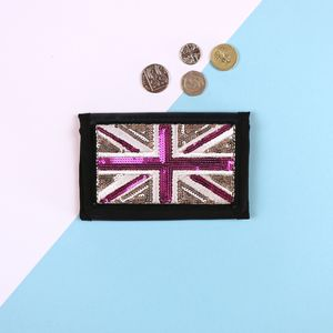 Customised Tarpaulin Wallet For Girls