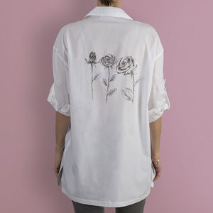 Blossoming Life Blouse - women's fashion