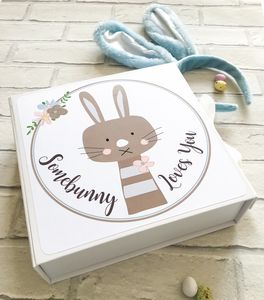Keepsake Easter Box