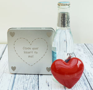Personalised Heart Bottle Opener - kitchen