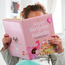 Deluxe Personalised Birthday Keepsake Book