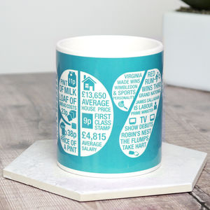 40th Birthday Mug - kitchen