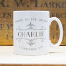 Father Of The Groom Personalised Mug