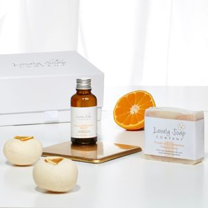 Personalised Prosecco Pamper Collection Gift Set - gifts for her