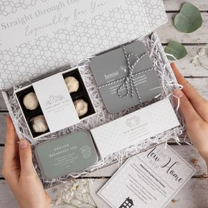 'New Home' Letterbox Gift Set