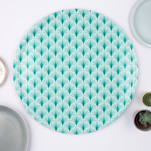 Geo Leaf Tray - trays