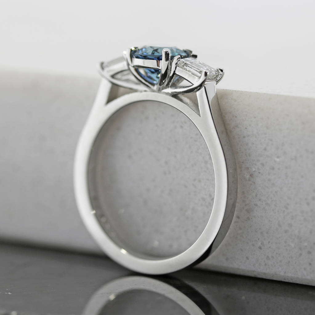 of view for your engagement throughout rings photo trilogy
