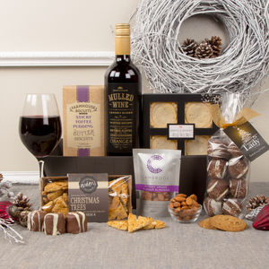 The Night Before Christmas Gift Hamper - christmas eve for grown ups