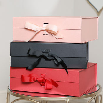 Personalised Luxury A5 Gift Box Collection