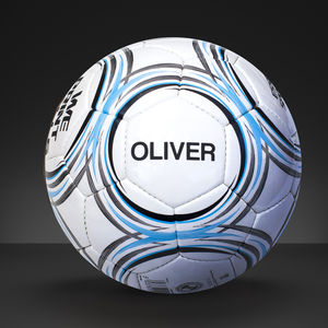 Personalised Football Match Ball - sport