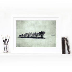 Colder Home Fine Art Print - limited edition art