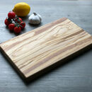 Natural Wooden Serving Or Chopping Board
