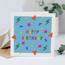 Children's Birthday Cards Pack, Unisex