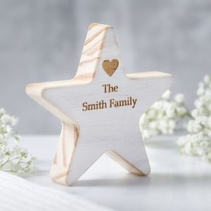 Personalised New Home Keepsake