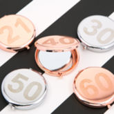 Birthday Compact Mirror - health & beauty