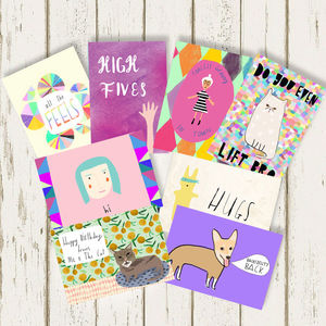 Greeting Card Selection Pack - all purpose cards