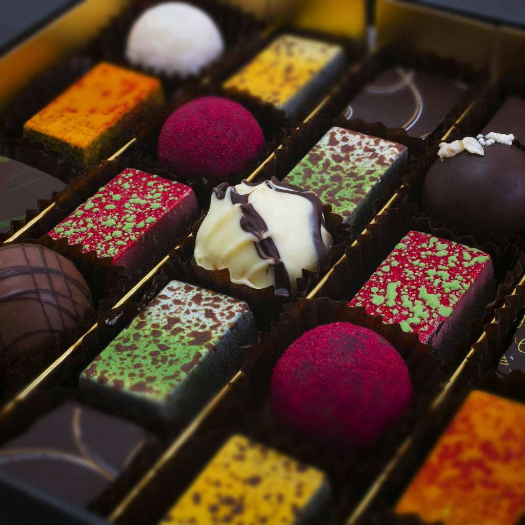 Artisan Chocolates 36 Piece Collection
