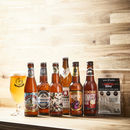 Speciality Beers Of The World And Savoury Treat Gift