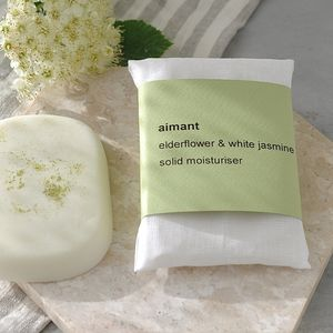 Personalised Aimant Solid Moisturiser - bathroom
