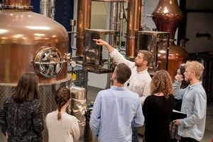 Bottle Of Gin And Distillery Tour Experience For Two - 50th birthday gifts