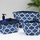 Isabel Storage Boxes, Set Of Three
