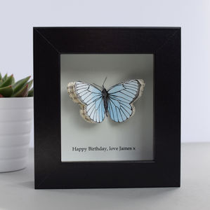 Personalised Little Butterfly Box Gift