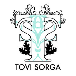 Tovi Sorga is a British craftsman specialising in printed leather
