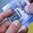 Personalised Money Clip