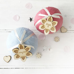 Personalised Ball Of Surprises For Her - be my bridesmaid?