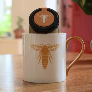 British Queen Bee Mug