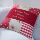 Christmas Time Cushion