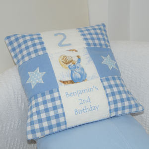Beatrix Potter © Birthday Cushion