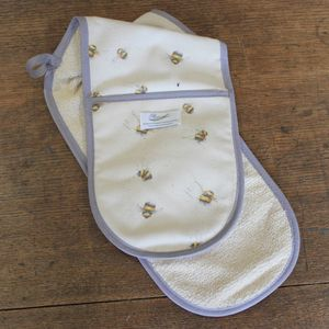 Bee Oven Gloves