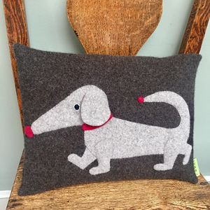 Dachshund Cushions For Dog Lover's - children's cushions