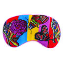 Silk Eye Mask 'Circus Stripe'