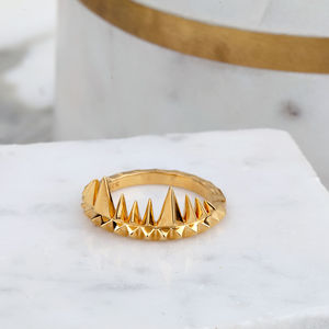 Crocodile Bite Ring